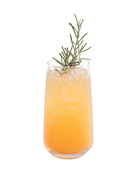 Soleil de provence cocktail ponthier pur es de fruit for Cocktail 7cl