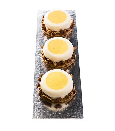 Bourdaloue Tart - Ponthier Recipe